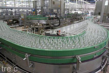 Sterilizing & bottling machines