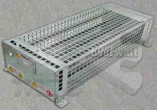 Anticondensation Ex Proof Air Ducts Electric Heaters