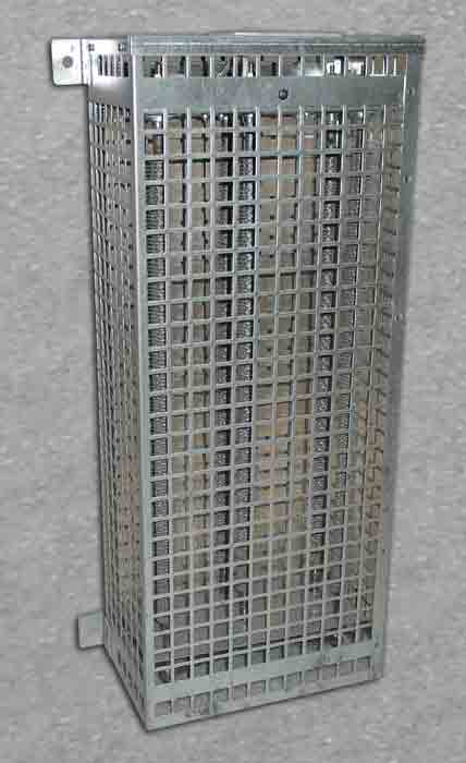 Air Heating Unit For Anti Condensation 6 Straight Finned