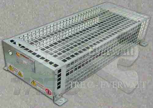 Anticondensation Ex-proof Air Ducts Electric Heaters