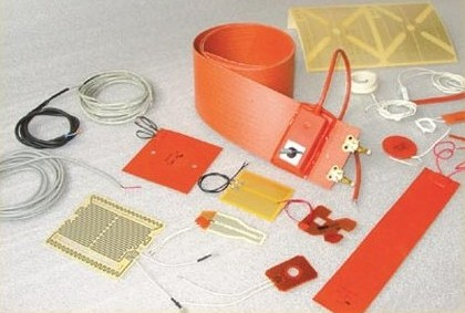 Silicone Rubber and Mylar Flat Resistors