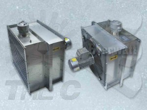 Electric Aerotherms ATEX (Air Duct Heaters with Fan-Ventilation System)